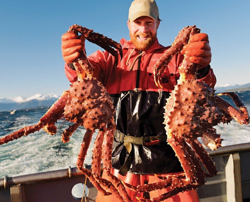The Different Types of Alaskan Crab
